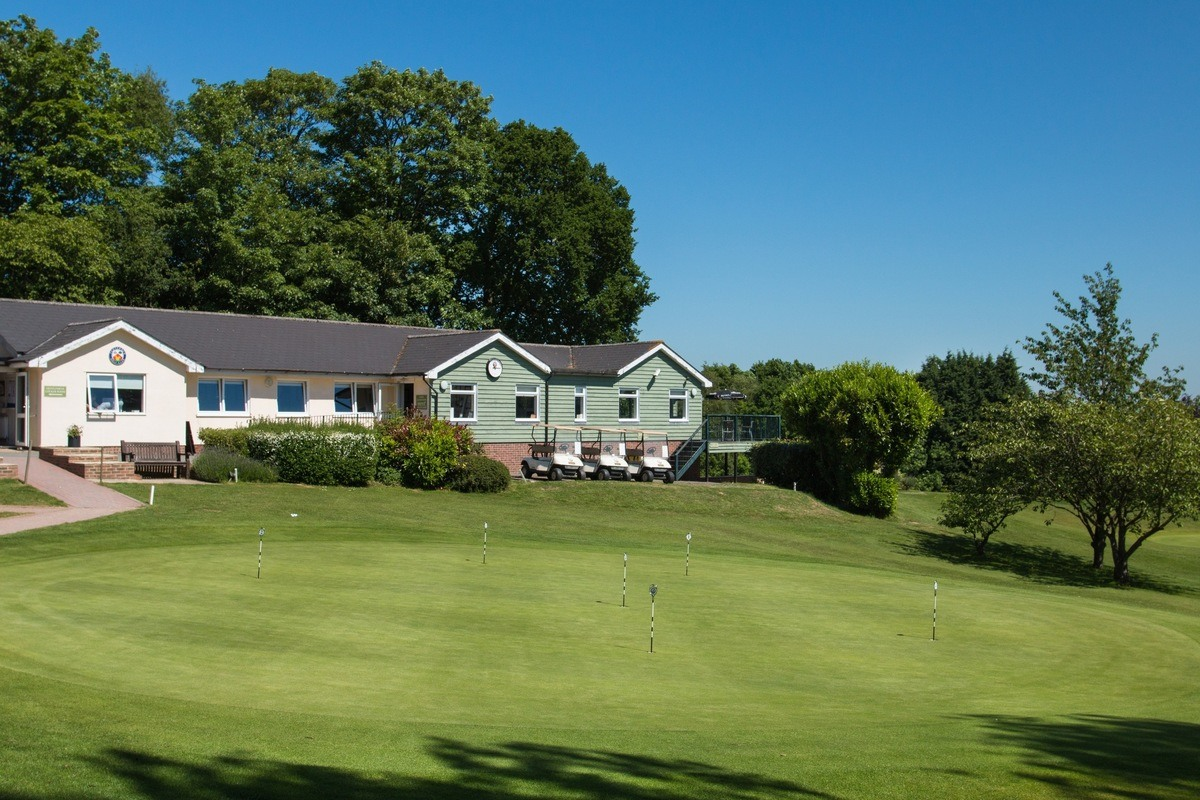 Tenterden Golf Club Clubhouse