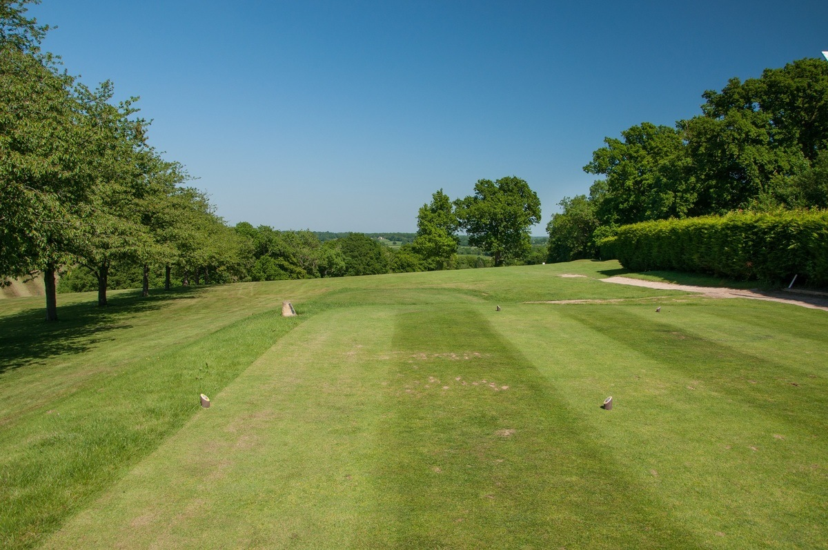 Tenterden Golf Club Hole 10 Tee