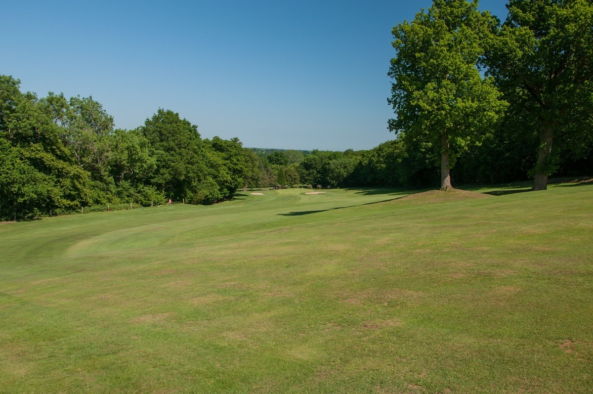 Tenterden Golf Club Hole 10 Fairway