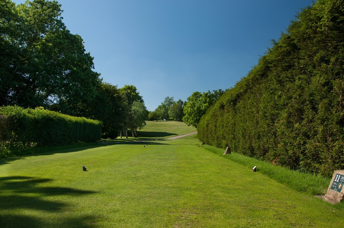 Tenterden Golf Club Hole 11 Tee