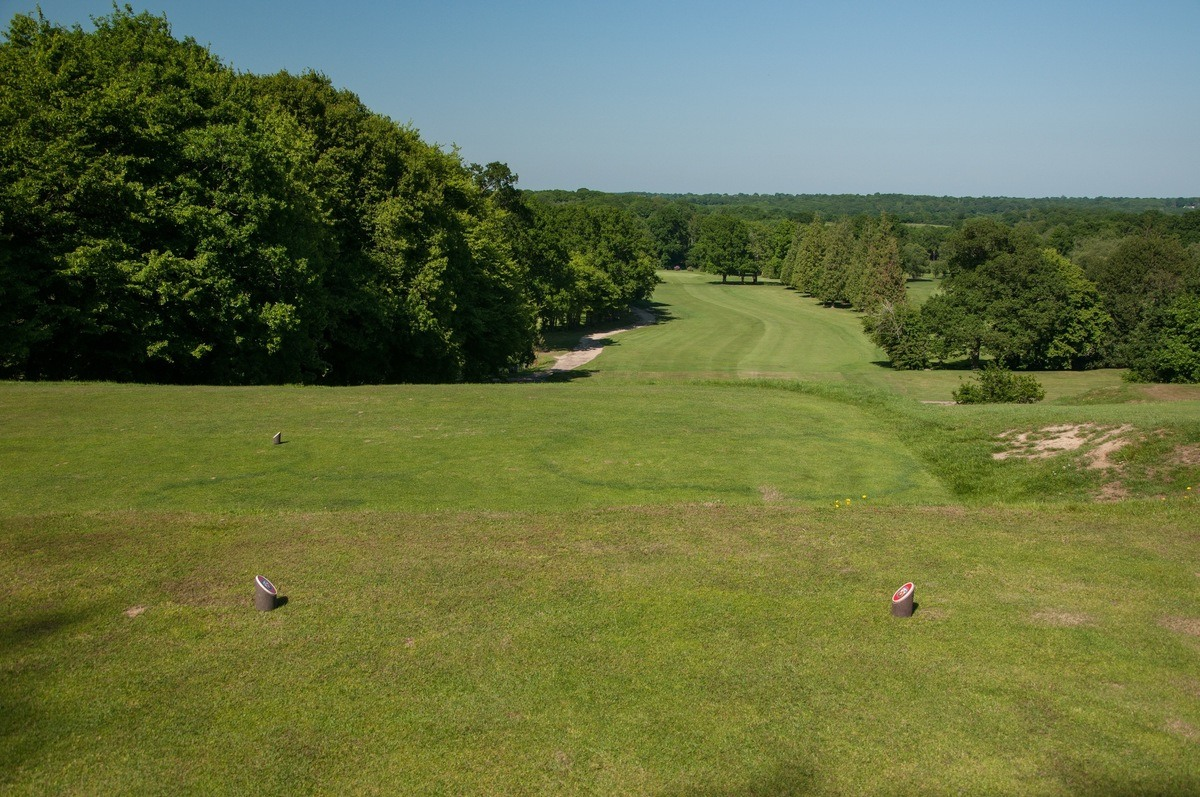 Tenterden Golf Club Hole 12 Tee
