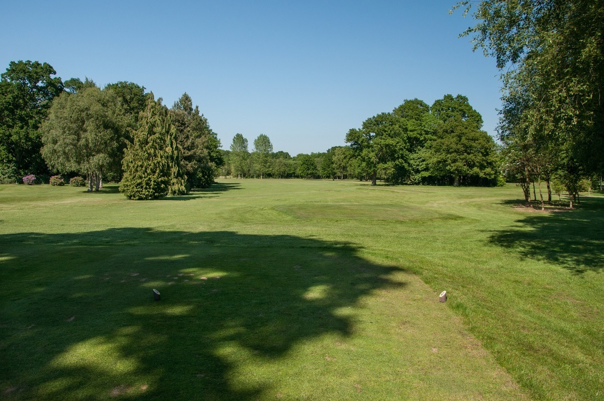 Tenterden Golf Club Hole 13 Tee