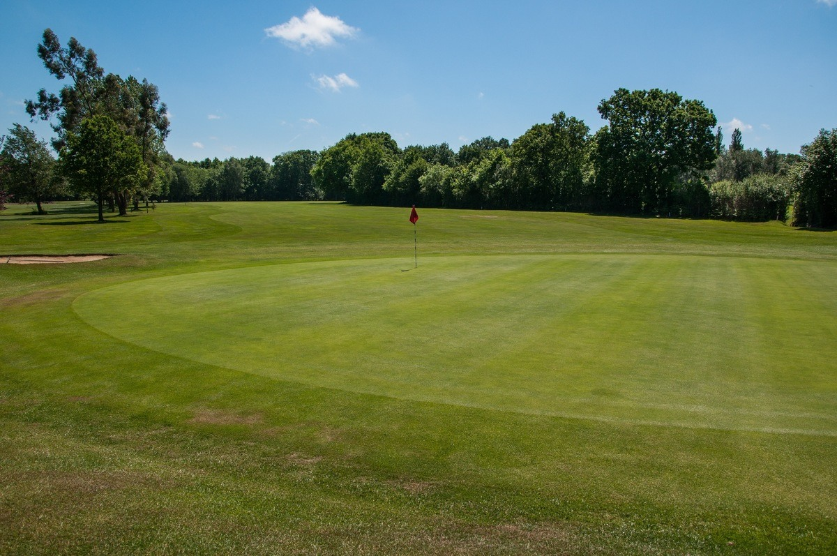 Tenterden Golf Club Hole 13 Green