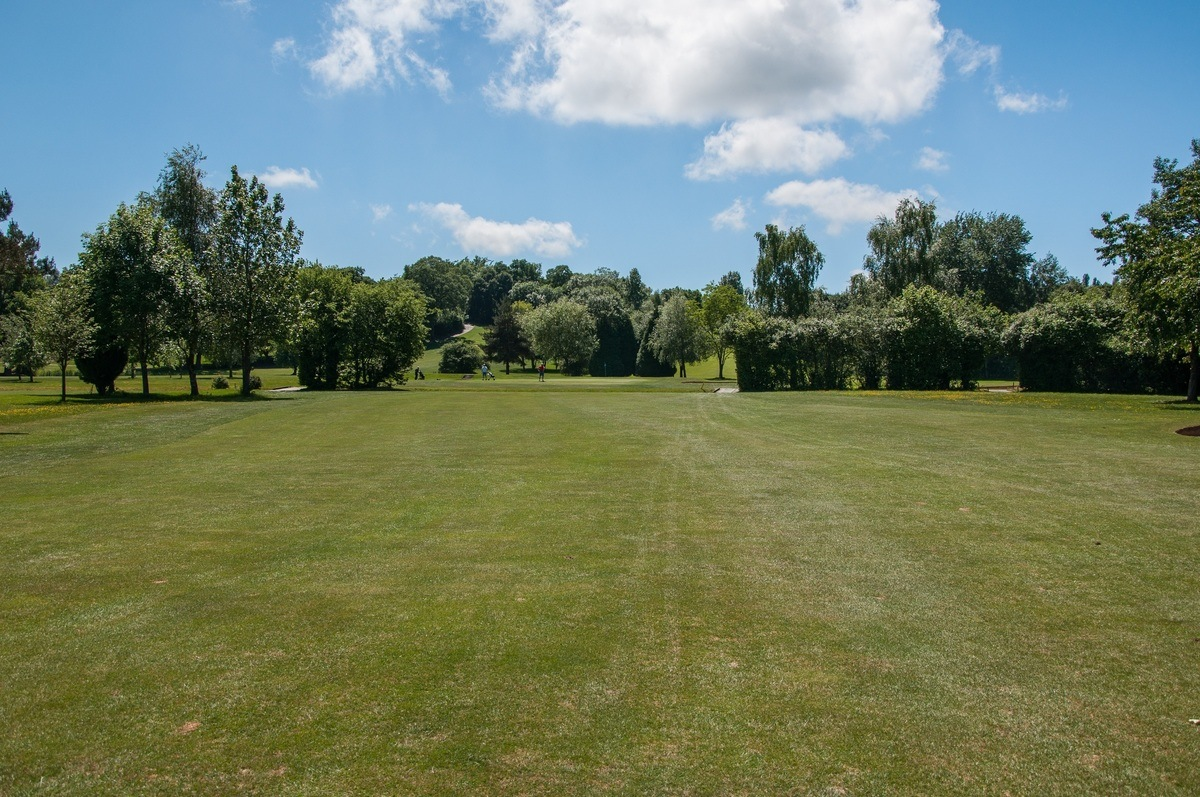 Tenterden Golf Club Hole 14 Fairway