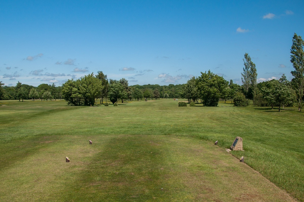 Tenterden Golf Club Hole 15 Tee