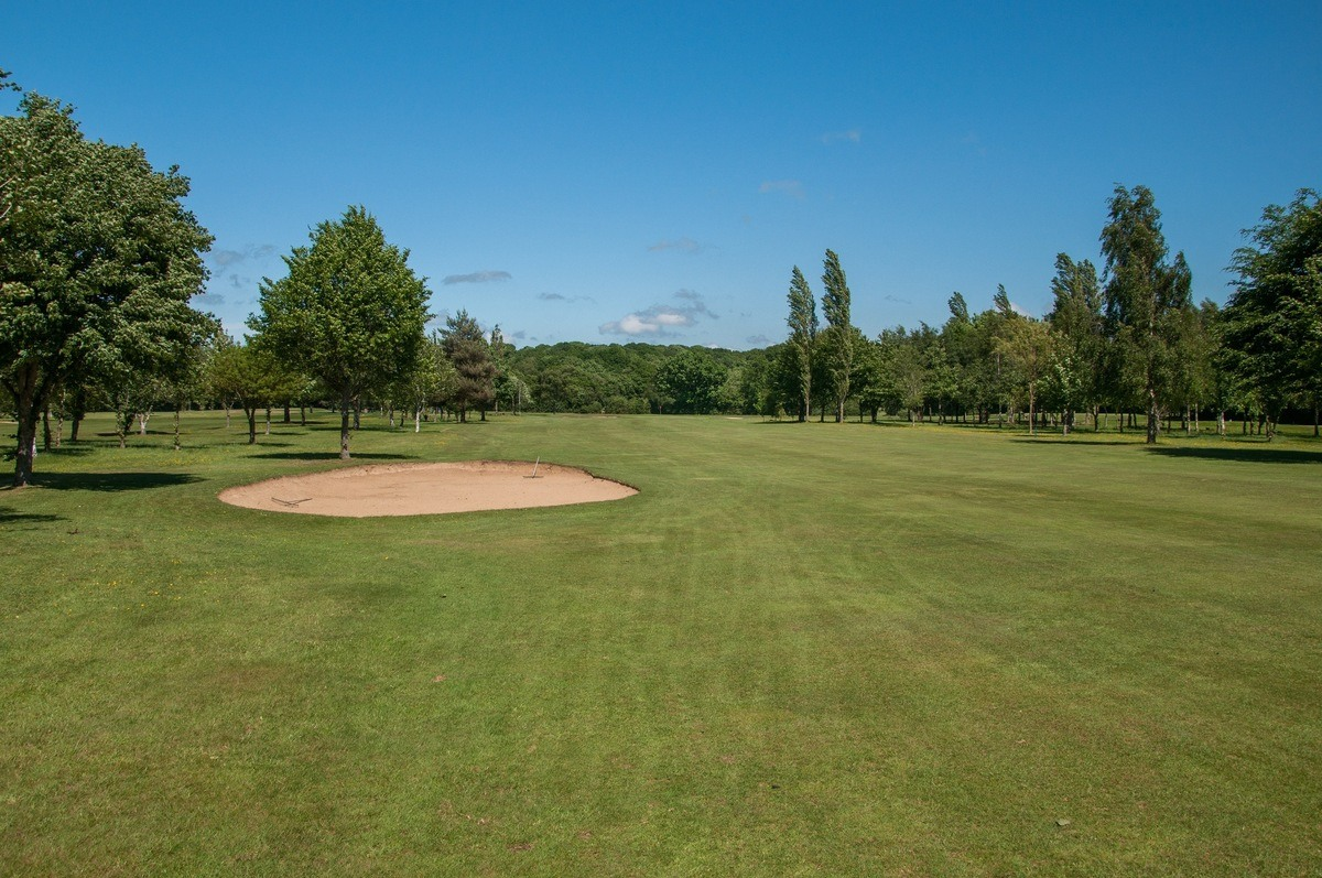 Tenterden Golf Club Hole 15 Fairway