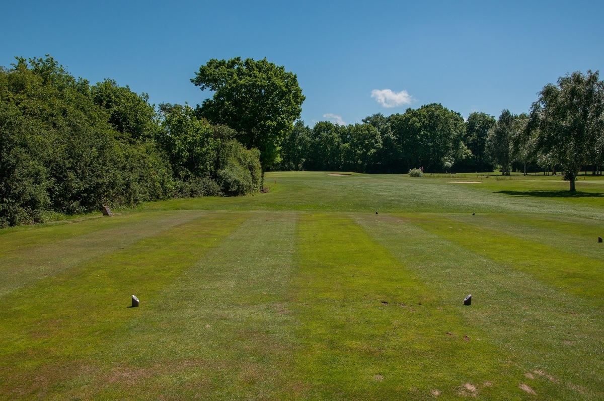 Tenterden Golf Club Hole 16 Tee