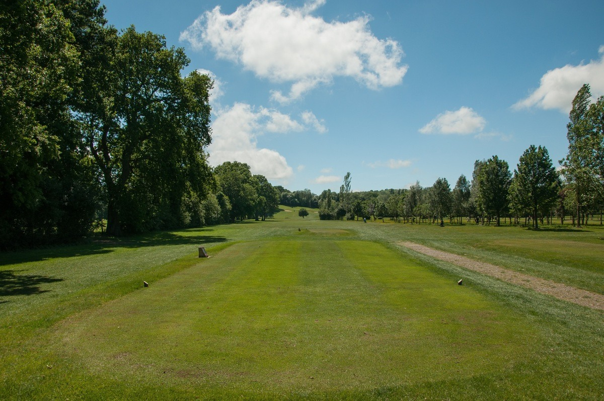 Tenterden Golf Club Hole 17 Tee