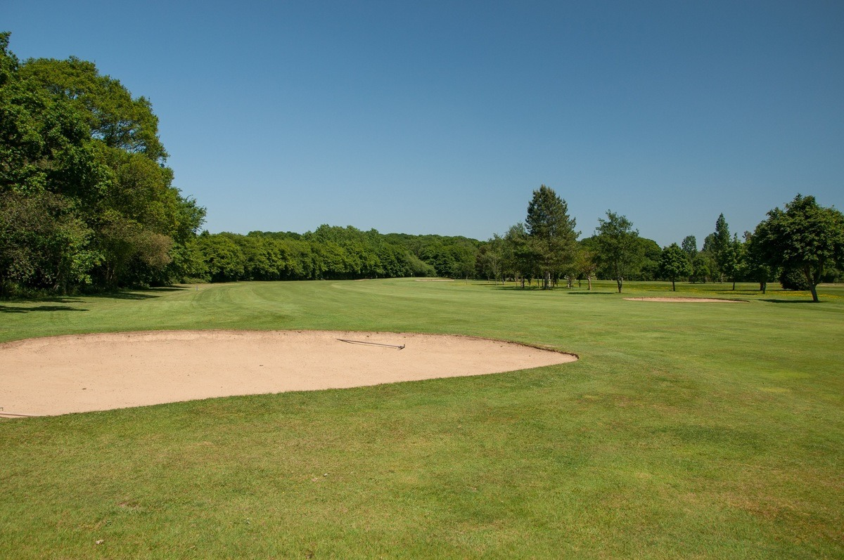 Tenterden Golf Club Hole 3 Fairway