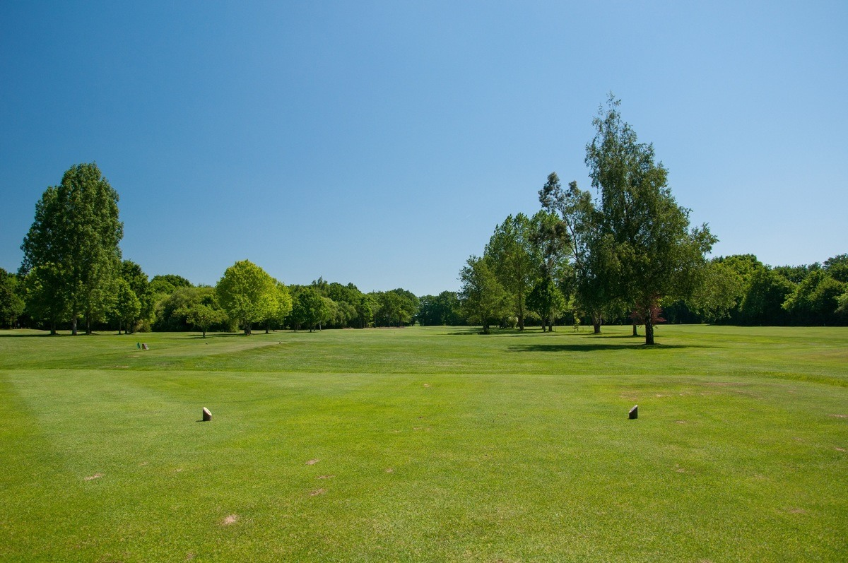 Tenterden Golf Club Hole 5 Tee