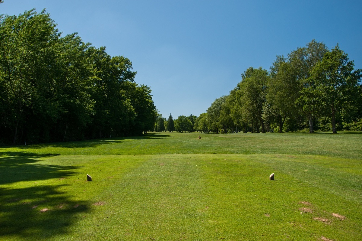 Tenterden Golf Club Hole 6 Tee