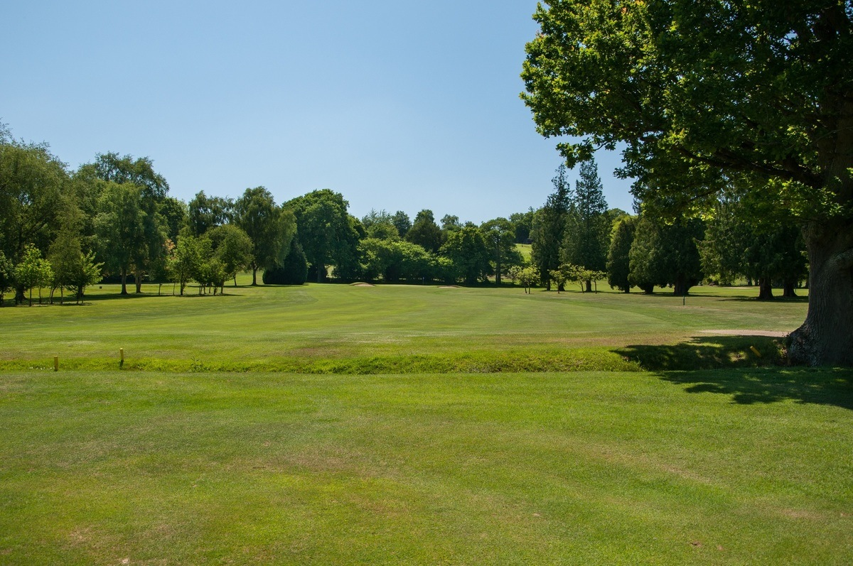 Tenterden Golf Club Hole 6 Fairway