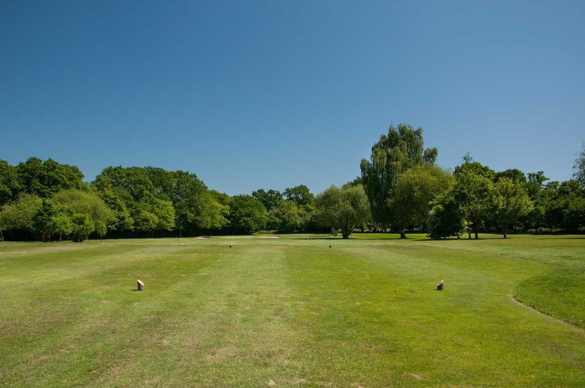 Tenterden Golf Club Hole 7 Tee