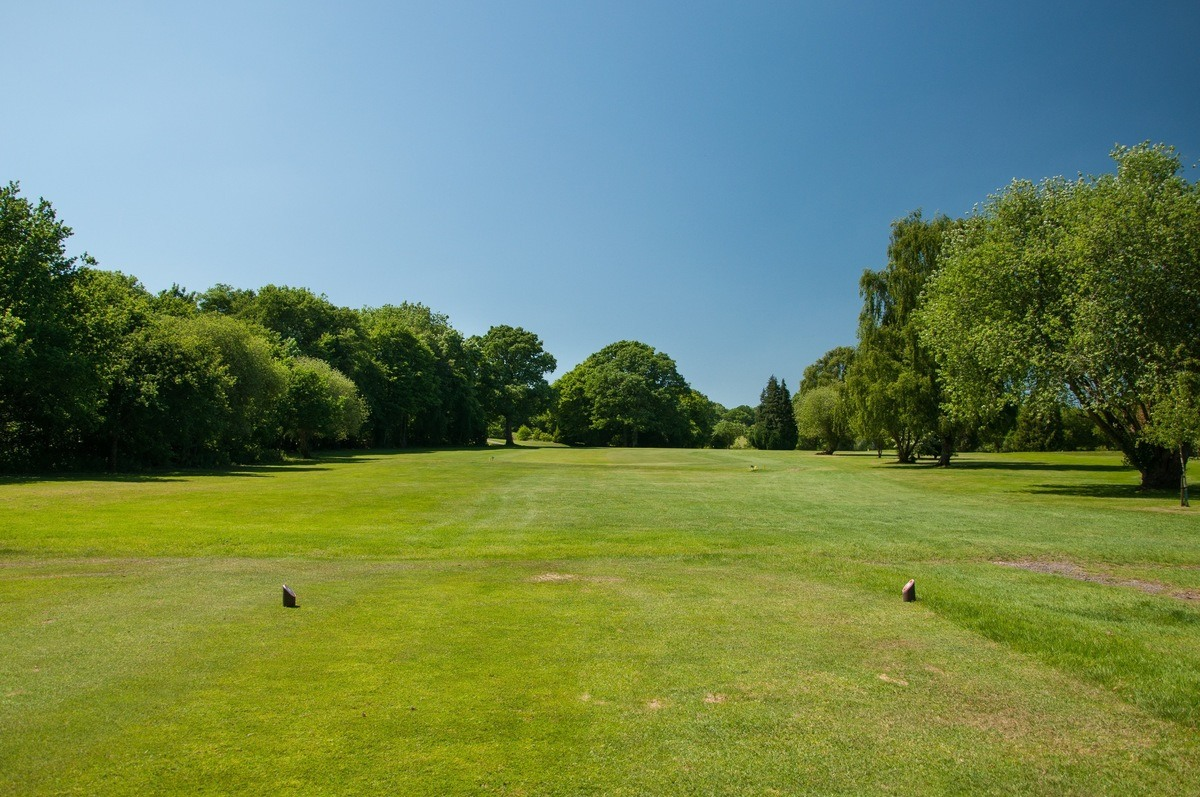 Tenterden Golf Club Hole 8 Tee