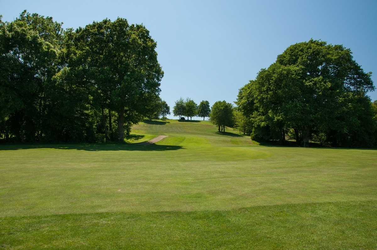 Tenterden Golf Club Hole 8 Fairway