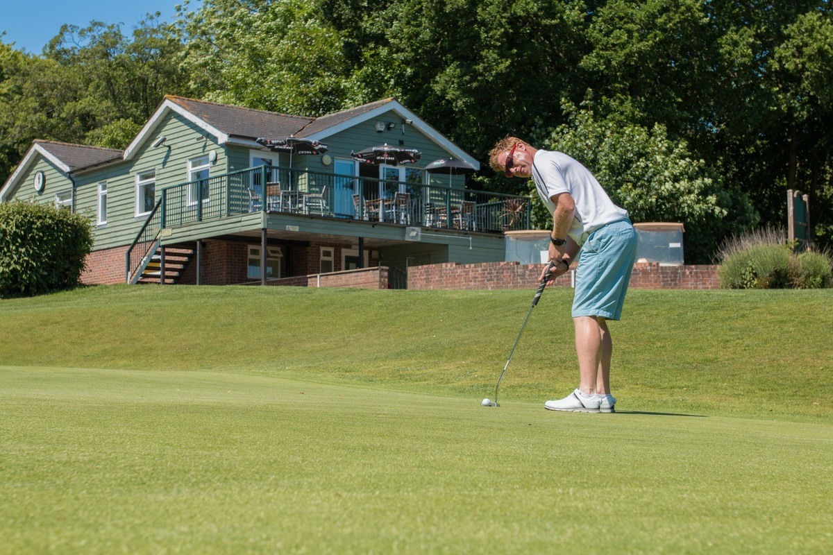 Richard Silman - PGA Professional - Tenterden Golf Club